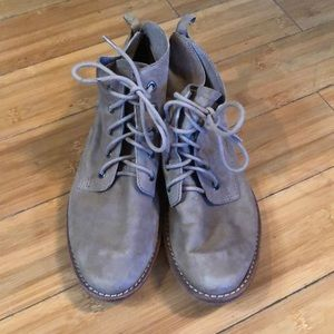Sam Edelman mare lace up ankle boot size 7.5